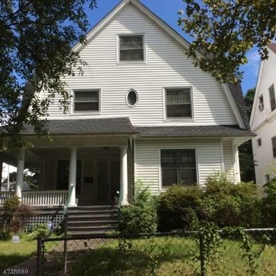 4 Shepard Ave, East Orange City, NJ 07017 - MLS#: 3411715