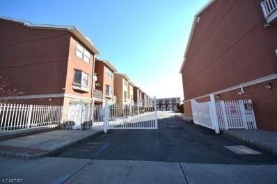 2 Harbor Front Plz A2, Elizabeth City, NJ 07206 - MLS#: 3417319
