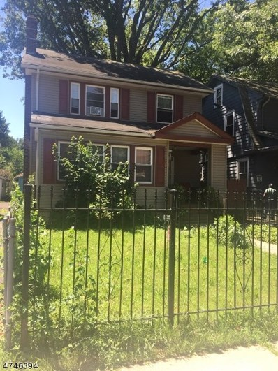159 4TH Ave, East Orange City, NJ 07017 - MLS#: 3417967