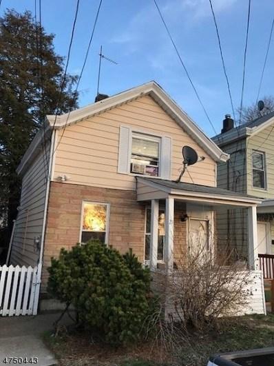 21 Southard St, Paterson City, NJ 07501 - MLS#: 3421732