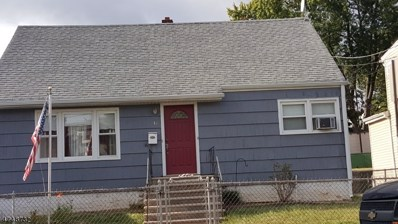 62 Cedar St, Passaic City, NJ 07055 - MLS#: 3424321