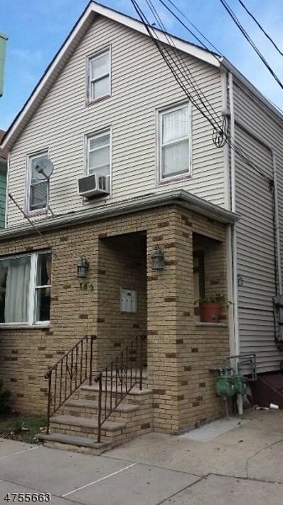 149 Pine St, Elizabeth City, NJ 07206 - MLS#: 3426624