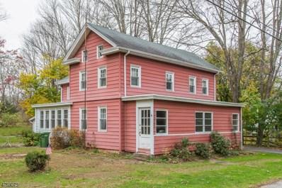 177 Stephensburg Rd, Washington Twp., NJ 07865 - MLS#: 3429801