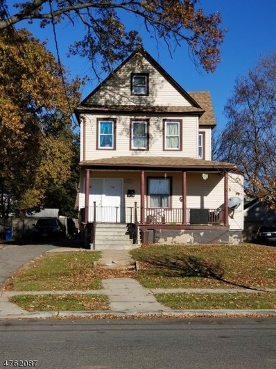 307 Netherwood Ave, Plainfield City, NJ 07062 - MLS#: 3432611