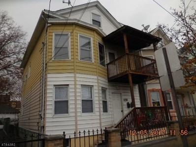 458 E 36TH St, Paterson City, NJ 07504 - MLS#: 3434672