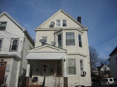 513-515 Franklin St, Elizabeth City, NJ 07206 - MLS#: 3438022