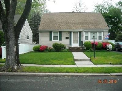 217 Linden Ave, Rahway City, NJ 07065 - MLS#: 3439110