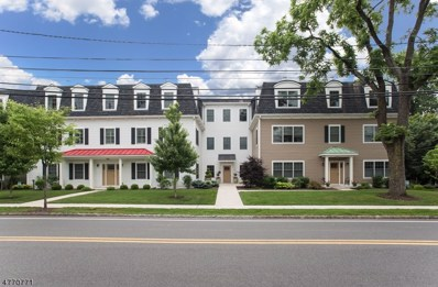 25 Ridgedale Ave Unit 16 UNIT 16, Madison Boro, NJ 07940 - MLS#: 3440334