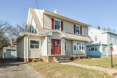 406 E 41ST St, Paterson City, NJ 07504 - MLS#: 3443309
