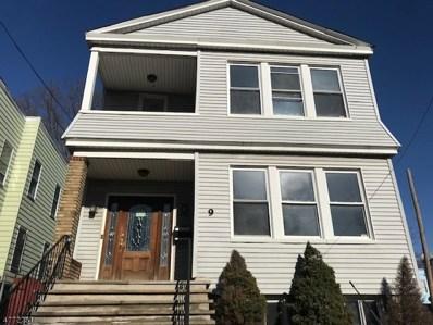 9 Fessenden Pl, Newark City, NJ 07112 - MLS#: 3444108