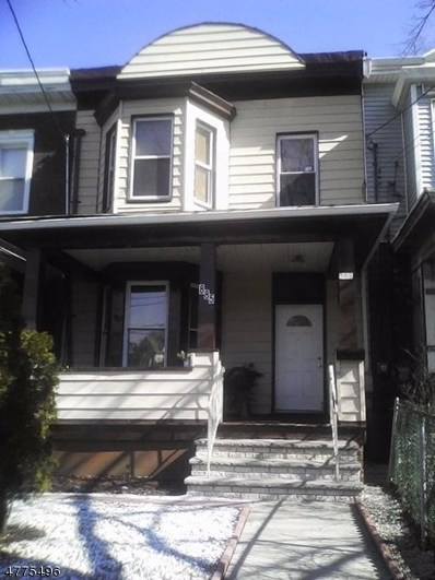 885 Madison Ave, Paterson City, NJ 07501 - MLS#: 3444364