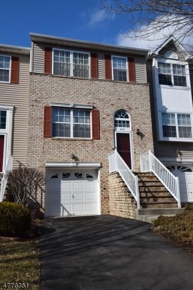 204 Tallwood Ln UNIT 204, Green Brook Twp., NJ 08812 - MLS#: 3445331