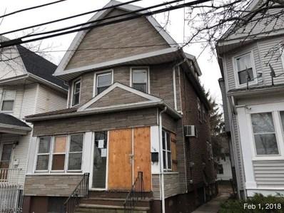 116 Cummings St, Irvington Twp., NJ 07111 - MLS#: 3445381