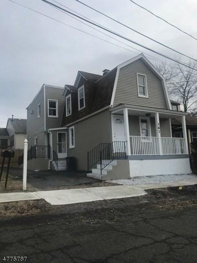 161 Waldorf Pl, Union Twp., NJ 07088 - MLS#: 3445903