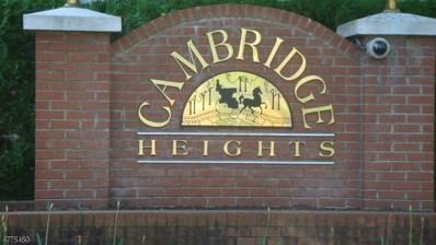 239 Cambridge Ct UNIT 239, Clifton City, NJ 07014 - MLS#: 3446398