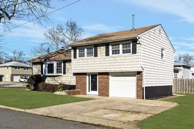 713 Sycamore St, Rahway City, NJ 07065 - MLS#: 3447782