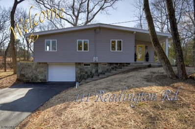 111 Readington Rd, Readington Twp., NJ 08889 - MLS#: 3448666
