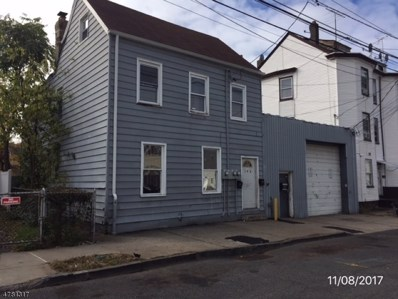 196-198 Pacific St, Paterson City, NJ 07503 - MLS#: 3449500