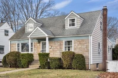 39 Hudson Pl, Bloomfield Twp., NJ 07003 - MLS#: 3449565