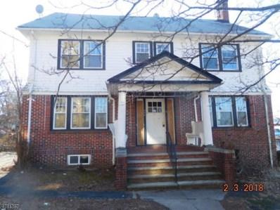 488 Heywood Ave, City Of Orange Twp., NJ 07050 - MLS#: 3450010