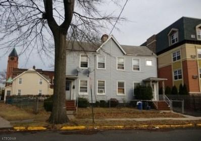 1457 Esterbrook Ave, Rahway City, NJ 07065 - MLS#: 3450065