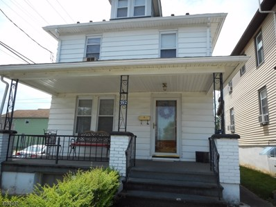 392 Bates St, Phillipsburg Town, NJ 08865 - MLS#: 3450543