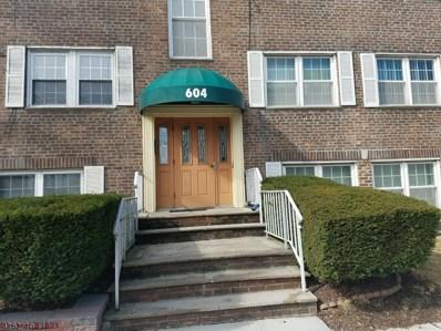 604-E Chestnut St UNIT E, Union Twp., NJ 07083 - MLS#: 3450904