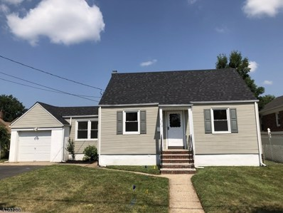 1313 Hussa St, Linden City, NJ 07036 - MLS#: 3451406
