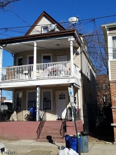 48 Lucille Pl, Passaic City, NJ 07055 - MLS#: 3452143
