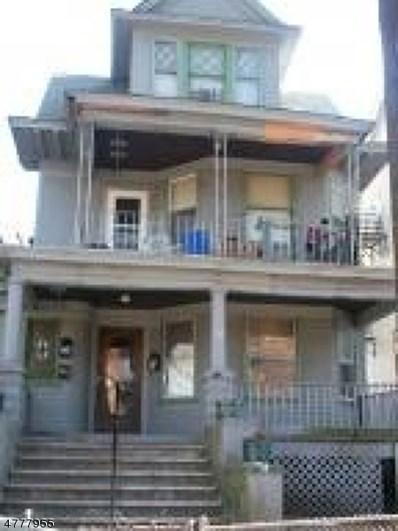 56 Amherst St, East Orange City, NJ 07018 - MLS#: 3452145