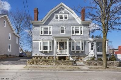 107 W Moore St, Hackettstown Town, NJ 07840 - MLS#: 3452536