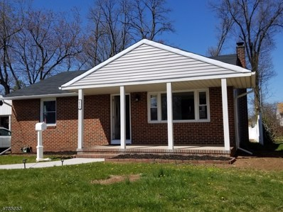 299 Bramhall Rd, Rahway City, NJ 07065 - MLS#: 3452968