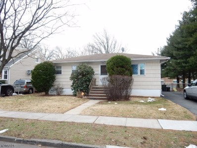 411 Washington St, Rahway City, NJ 07065 - MLS#: 3453060