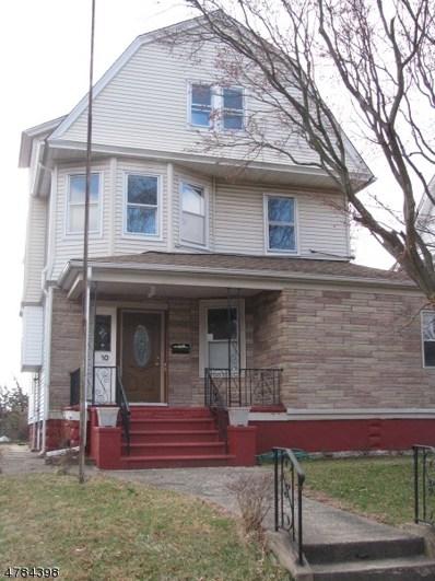 10 Grove Ter, Montclair Twp., NJ 07042 - MLS#: 3453437