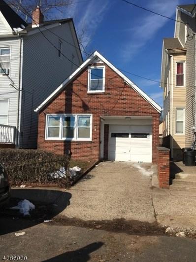 512 E 40TH St, Paterson City, NJ 07504 - MLS#: 3453869