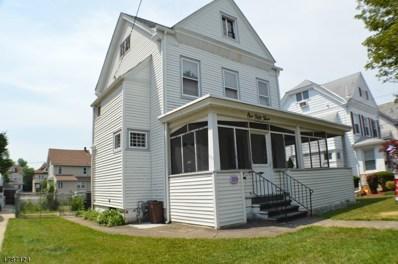 153 Harding Ave, Clifton City, NJ 07011 - MLS#: 3454876