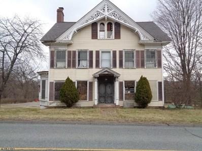 284 Main St, Mansfield Twp., NJ 07865 - MLS#: 3454901