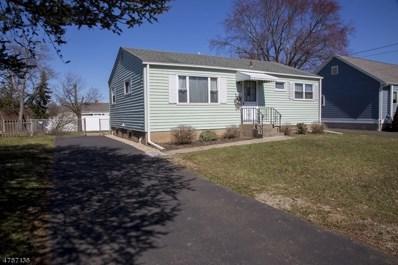 414 Harrison Ave, Manville Boro, NJ 08835 - MLS#: 3455247