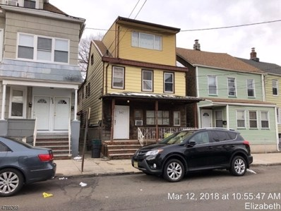 540 Marshall St, Elizabeth City, NJ 07206 - MLS#: 3455979