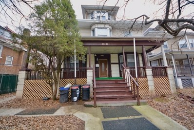 22-24 Renner Ave, Newark City, NJ 07112 - MLS#: 3457110