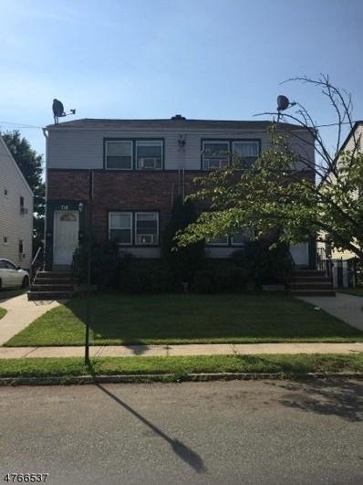 718-722 Thomas St, Elizabeth City, NJ 07202 - MLS#: 3458317