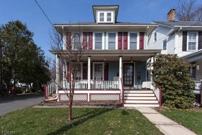 12 Park Ave, Flemington Boro, NJ 08822 - MLS#: 3460620