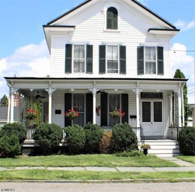 423 Washington St, Hackettstown Town, NJ 07840 - MLS#: 3460861