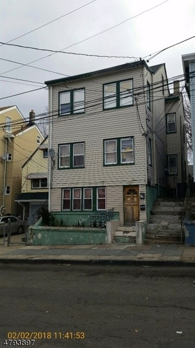 479 Graham Ave, Paterson City, NJ 07501 - MLS#: 3461259