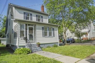 44 Virginia Ave, West Orange Twp., NJ 07052 - MLS#: 3461531