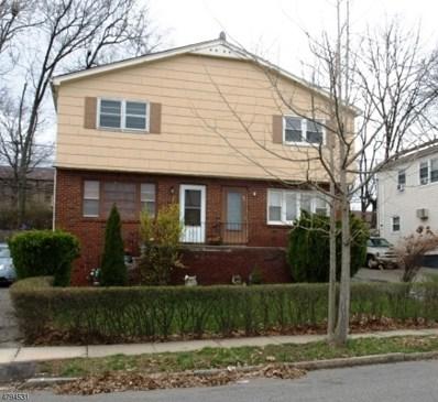 93 Hoffman Blvd, East Orange City, NJ 07017 - MLS#: 3462393