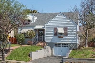 592 Centre St, Nutley Twp., NJ 07110 - MLS#: 3462954