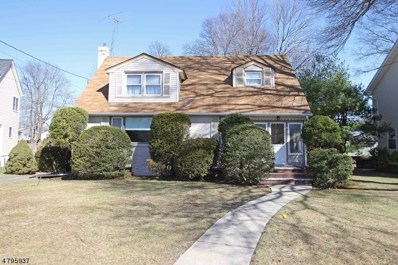 198 Elizabeth Ave, Cranford Twp., NJ 07016 - MLS#: 3462983