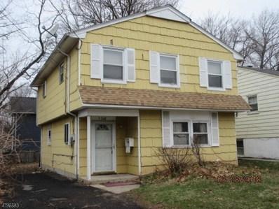 1346 W 3RD St, Plainfield City, NJ 07060 - MLS#: 3463653