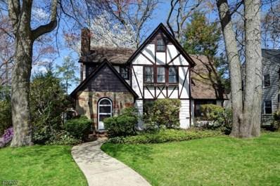 851 Carleton Rd, Westfield Town, NJ 07090 - MLS#: 3463754